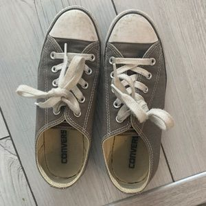 Converse Women's Dainty in Grey